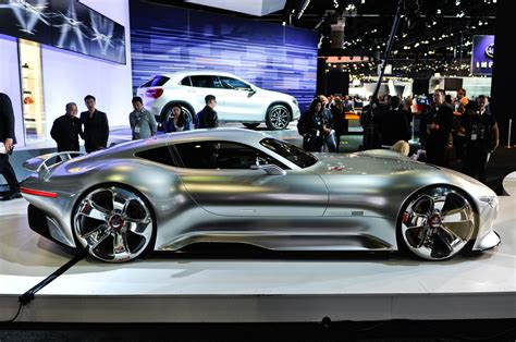 Mercedes Vision Gt Price by 2018 Mercedes Vision Gran Turismo Concept Car