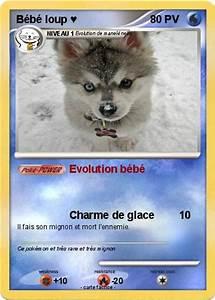 Bébé Loup Blanc : pok mon bebe loup 10 10 evolution b b ma carte pok mon ~ Farleysfitness.com Idées de Décoration