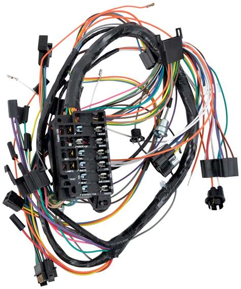 Chevrolet Impala Parts Electrical Wiring Classic