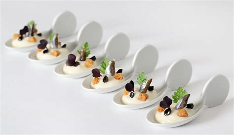 cuisine canapé spectacular food by caterer food