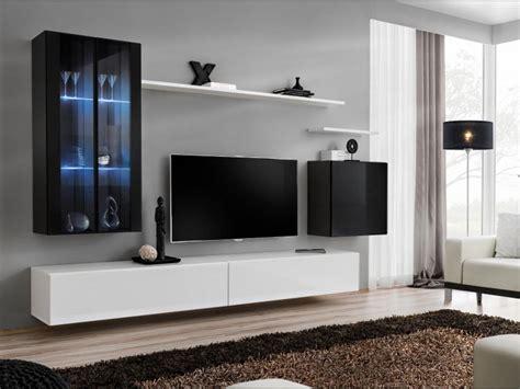 White High Gloss Living Room Furniture Modern House, White