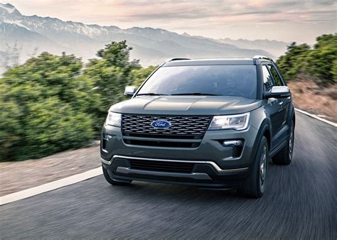 ford explorer st release date  price
