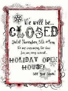 open closed sign template - holiday closing signs templates invitation template