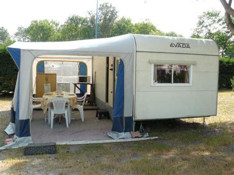 chambre auvent caravane caravane