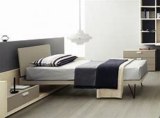 Ruler Contemporary Single Bed Modern Single Beds