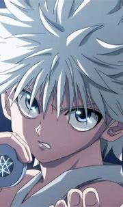12+ Anime Killua Godspeed Wallpaper
