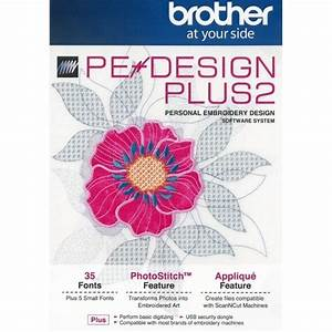 Brother Scan And Cut Design Software Brother Pe Design Plus 2