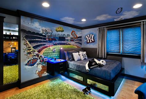cool boy room designs cool and cozy boys room paint ideas