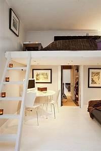 25, Impressive, Loft, Bedroom, Design, Ideas
