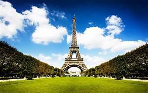 Eiffel Tower Desktop Wallpaper Vintage Eiffel Tower ...