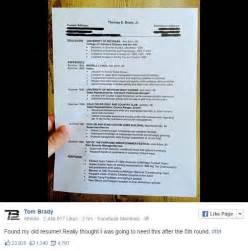 tom brady does tbt by college resume