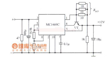 Regulated Power Supply Circuit Diagram With High