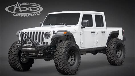 jeep gladiator price images specs leaked youtube