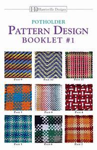 Potholder Pattern Booklet  1  With Images