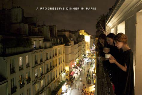 Progressive Dinner