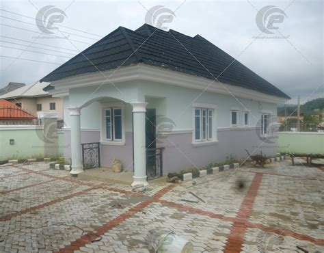 bedroom bungalow house plans  nigeria zion modern house