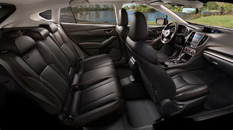 subaru xv seating  passenger capacity  suv price