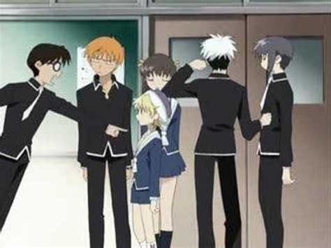 anime cool moments fruits basket moment 20