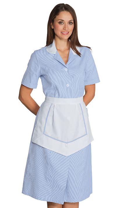 blouse femme de chambre ensemble femme de chambre manches courtes 100 coton é