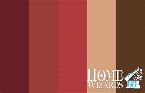 color palette marsala color   year home wizards