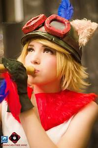 Teemo Cosplay - League of Legends by SailorMappy on DeviantArt