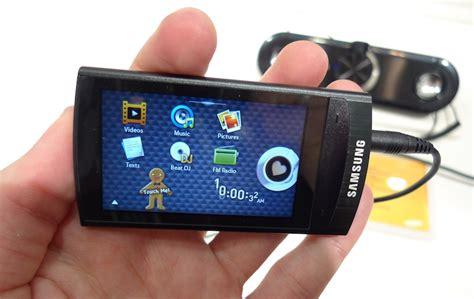 Lecteur Mp3 Samsung Samsung Pr 233 Pare Une Gamme De Lecteurs Mp3 Sous Android Frandroid