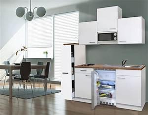 Küche 180 Cm : respekta single minik che k che k chenzeile k chenblock weiss 180 cm mikrowelle ebay ~ Watch28wear.com Haus und Dekorationen