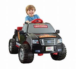 Power Wheels 6v Battery Toy Ride-on