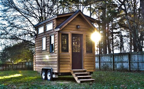 Small Homes : Tiny House Movement-tiny Home Builders