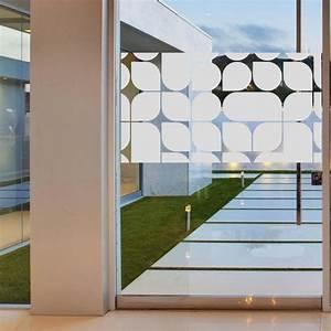 stickers muraux pour portes de douche design With porte de douche coulissante avec film anti regard salle de bain