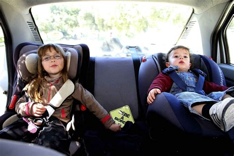 sécurité routière 95 des parents utilisent mal le siège