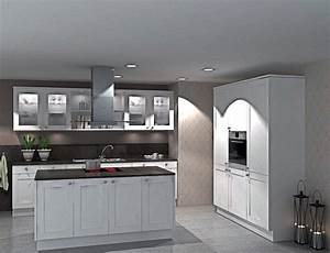 Moderne Landhausküche Weiß : nolte insel landhausk che wei nolte musterk chen in berlin ~ Sanjose-hotels-ca.com Haus und Dekorationen