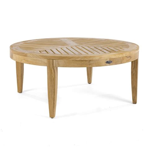 teak outdoor coffee table laguna teak round coffee and sofa table westminster teak