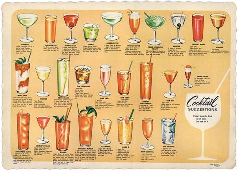 vintage cocktail party clipart retro cocktails ideas for the 1940 39 s ww2 theme party