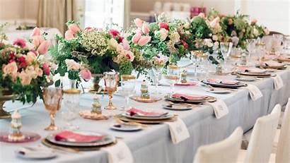 Bridal Shower Venues Bride Events Table Showers