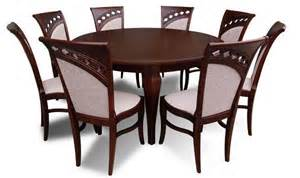 Table Salle A Manger Avec Chaises But by Table Salle 224 Manger Ronde Avec 8 Chaises Tables Salle 224