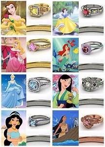 Disney princess engagement rings | Disney Love | Pinterest ...