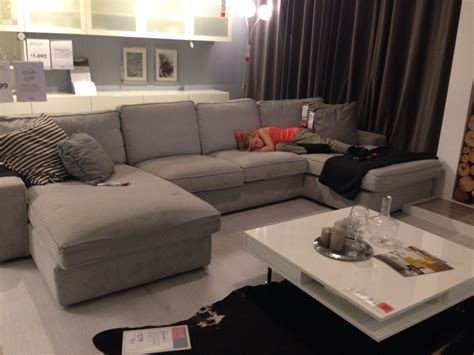Living Room Lounge Salon by Kivik Sofa Ikea Room Photo Search Contemporary