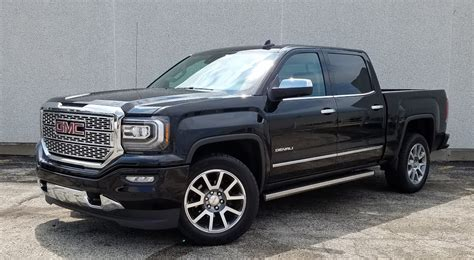 2016 Gmc Sierra Denali The Daily Drive