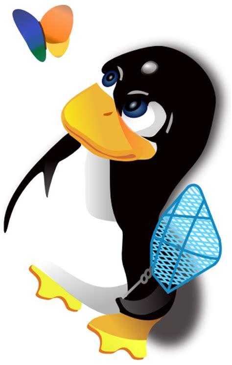 penguin clip art  clkercom vector clip art