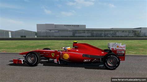 Автор arbuzzz, 2 сентября, 2010 в другие игры и моды. Ferrari Launches Ferrari Virtual Academy 2010 | VirtualR.net - 100% Independent Sim Racing News