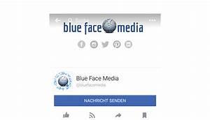 Facebook Mobile Ansicht : facebook titelbild profilbild blue face media gmbh ~ A.2002-acura-tl-radio.info Haus und Dekorationen