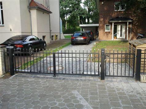 Tor Für Einfahrt by Toranlagen Und Torantriebe