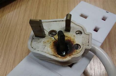 faulty electrical appliances   risks