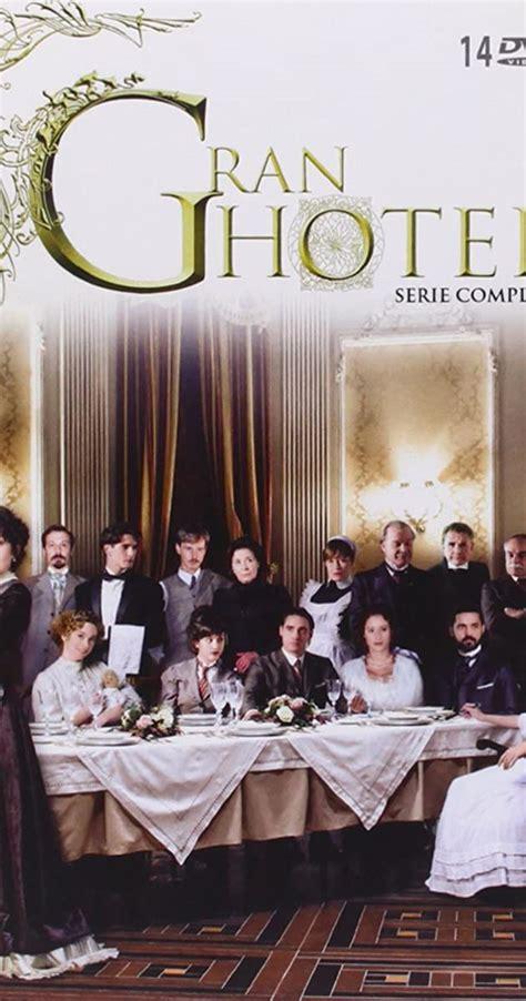 Gran Hotel (TV Series 2011–2013) - IMDb