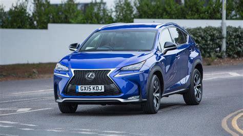 Lexus Nx Modification by 2017 Lexus Nx Review Top Gear