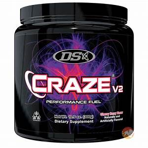 Craze Pre Workout Review