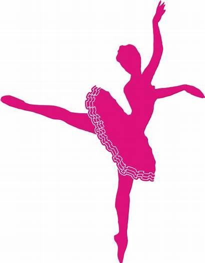 Ballerina Silhouette Ballet Dancer Bailarinas Clipart Clip