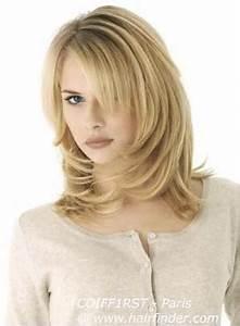 Coupe Cheveux Carré Mi Long : coupe de cheveux femme ~ Melissatoandfro.com Idées de Décoration