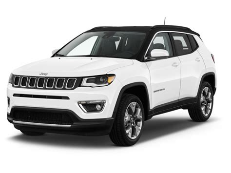 2019 Jeep Compass Review, Ratings, Specs, Prices, And
